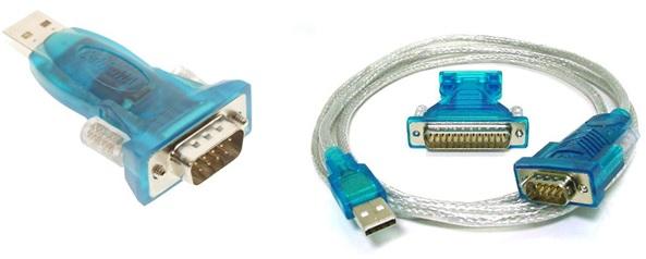 مبدل های USB به RS232